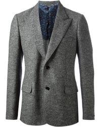 Dolce & Gabbana Trimmed Jacket - Lyst