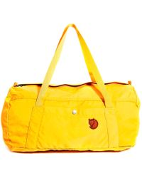 Fjallraven No 5 Duffle Bag - Lyst