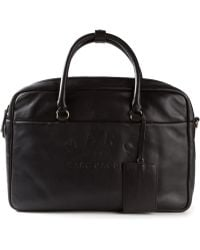 Marc By Marc Jacobs - Logo Embossed Briefcase - Lyst