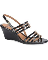 Söfft - Posh Wedge Sandals - Lyst