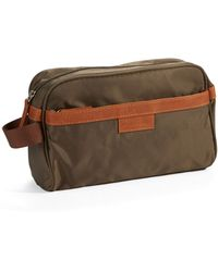 Perry Ellis Travel Kit with Faux Leather Trim - Lyst