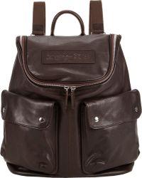 Felisi Top-Zip Backpack - Lyst