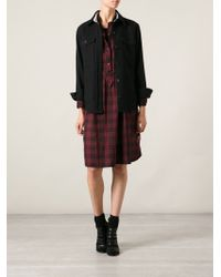 Etoile Isabel Marant Thick Classic Shirt - Lyst