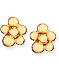 Marina B - Atomo Mini 18k Gold Earrings - Lyst