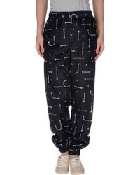 Pigalle Casual Pants - Lyst