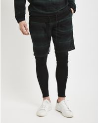 Publish | Judo Shorts With Lining Green | Lyst