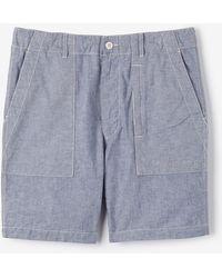 Engineered Garments Fatigue Short - Lyst