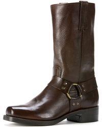Frye Harness 12r Boot - Lyst