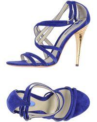 Chon Highheeled Sandals - Lyst
