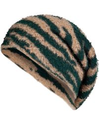 Marc Jacobs Cashmerewool Printed Cap - Lyst