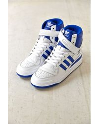 Adidas Originals Forum Hi 30th Anniversary Sneaker - Lyst