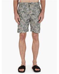 Christopher Raeburn Bermuda Shorts - Lyst