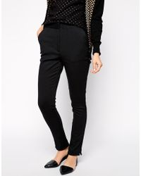 Fred Perry - Cropped Pants - Lyst