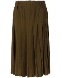 Forte Forte | Pleated Skirt | Lyst