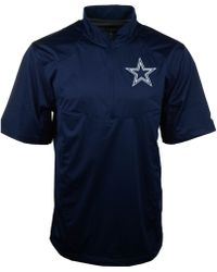 Nike Mens Dallas Cowboys Hot Jacket - Lyst