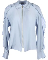 Sonia by Sonia Rykiel Shirt blue - Lyst