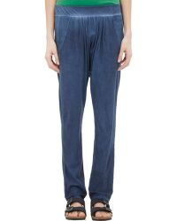 Bliss and Mischief - Drop-Rise Shada Trousers - Lyst