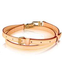 Louis Vuitton Adjustable Shoulder Strap Vvn - Lyst
