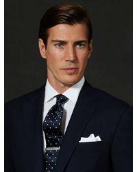 Ralph Lauren Purple Label Wool Twill Suit - Lyst