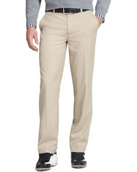Brooks Brothers St Andrews Links Plain-Front Golf Pants - Lyst