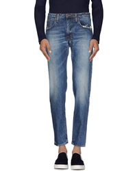 People | Denim Pants | Lyst