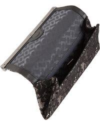 Diane von Furstenberg 440 Envelope Clutch Lace - Lyst