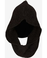 Christopher Fischer Exclusive Knit Hood - Lyst