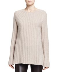 The Row Ede Cashmeresilk Sweater - Lyst