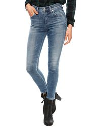 Citizens Of Humanity Rocket High Rise Skinny Crop Jean - Lyst