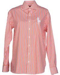 Ralph Lauren Black Label Shirt - Lyst