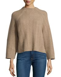 Todd And Duncan - Cashmere Cable-knit Sweater - Lyst