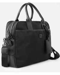 Mango - Incorporated Cardholder Nylon Briefcase - Lyst