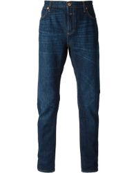 Closed Slim Fit Jeans - Lyst