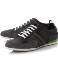BOSS | Spacit Graphic - Graphic Print Trainers | Lyst