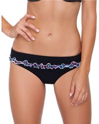 Gottex The City Lights Medium Belted Swim Bottom - Lyst