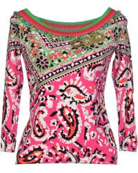Blumarine Sweater - Lyst