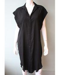 Sea | Button Down Shirt Dress | Lyst