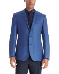 BOSS | 'hutch' | Slim Fit, Super 130 Italian Virgin Wool Sport Coat | Lyst