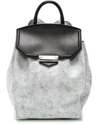 Alexander Wang Prisma Cracked Skeletal Backpack - Lyst