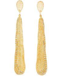 Melinda Maria - Hepburn Drop Earrings - Lyst