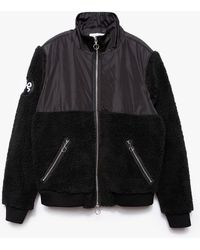 Soulland | Stein Fleece Jacket | Lyst