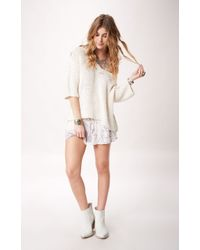 Free People Park Slope Sweater - Lyst