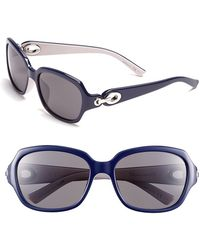 Dior Christian 'Issimo 2' 56Mm Sunglasses - Lyst