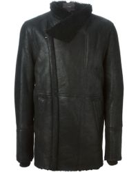 IRO - Panelled Coat - Lyst
