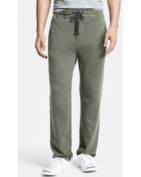 James Perse 'Classic' Sweatpants - Lyst