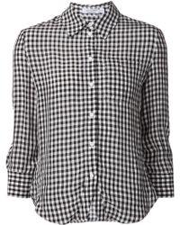 Altuzarra Gingham Shirt - Lyst