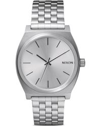 Nixon The Time Teller' Watch - Lyst