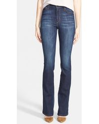 Joe's Jeans High Rise Flare Jeans - Lyst