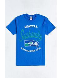 Junk Food - Seattle Seahawks Tee - Lyst