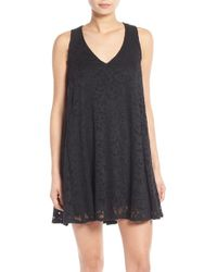 Ella Moss | 'marysol' Babydoll Dress | Lyst